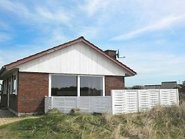 Three-Bedroom Holiday Home In Henne 6 photos Exterior