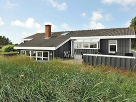 Four-Bedroom Holiday Home In Henne 8 photos Exterior