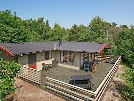 Three-Bedroom Holiday Home In Aakirkeby 10 photos Exterior
