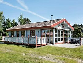 Three-Bedroom Holiday Home In Ebeltoft 44 photos Exterior