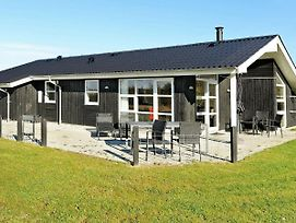 Three-Bedroom Holiday Home In Hemmet 82 photos Exterior