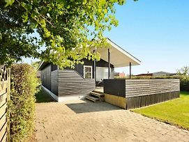 Three-Bedroom Holiday Home In Juelsminde 19 photos Exterior