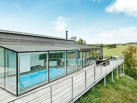 Three-Bedroom Holiday Home In Knebel 23 photos Exterior