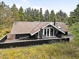 Four Bedroom Holiday Home In Blavand 42 photos Room
