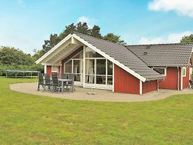 Three-Bedroom Holiday Home In Ansager 19 photos Exterior