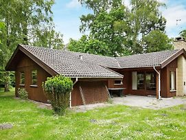 Four Bedroom Holiday Home In Rorvig 2 photos Exterior