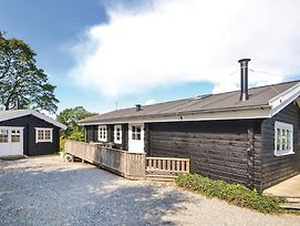 Two Bedroom Holiday Home In Glesborg photos Exterior