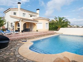 Lovely Villa With Private Swimming Pool In Valencia photos Exterior