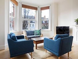 Victorian Style 3 Bed Apt 5 Min To Finchley Road photos Exterior
