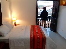 Chachapoyas Backpackers Hotel photos Exterior