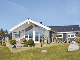 Four Bedroom Holiday Home Ebeltoft With Sea View 04 photos Exterior