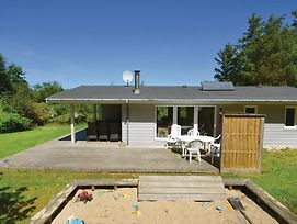 Four Bedroom Holiday Home In Spottrup photos Exterior