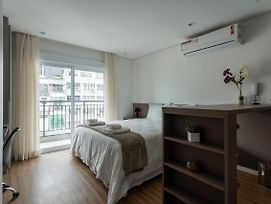 Apm1305 Nice Studio With Balcony In Downtown Area photos Exterior