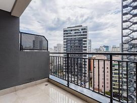 Apm1207 Nice Studio With Balcony In Downtown photos Exterior