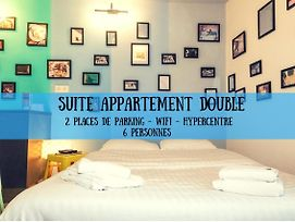 Suite Appartement Double - Topdestination-Dijon photos Exterior