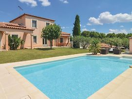 Nice Home In Calvisson W/ Wifi And 4 Bedrooms photos Exterior