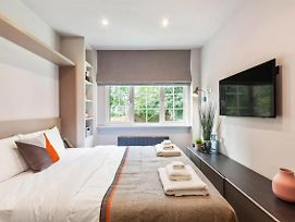 Modern Studio Flat W King Size Bed In Camden Town photos Exterior