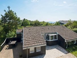 Four-Bedroom Holiday Home In Ebeltoft 10 photos Exterior