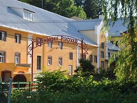 In Spirit Hotel V Roznovskem Pivovaru Design Spa Wellnes Fine Dining photos Exterior