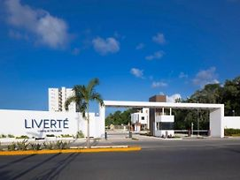 Departamentos En El Corazon De Cancun @ Liverte - Apartments In The Heart Of Cancun @ Liverte photos Exterior