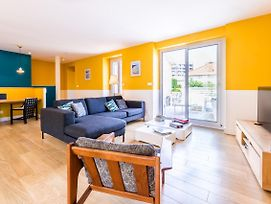 Bright Duplex Apartment With Terrace And Parking In Biarritz Center photos Exterior