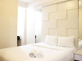Spacious 1Br Sudirman Suites Apartment Bandung With Dining Room By Travelio photos Exterior