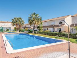 Awesome Home In Oropesa Del Mar W/ Outdoor Swimming Pool, Outdoor Swimming Pool And 2 Bedrooms photos Exterior