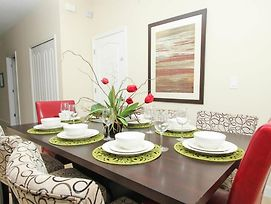 Luxury On A Budget - Paradise Palms Resort - Beautiful Cozy 5 Beds 4 Baths Townhome - 4 Miles To Disney photos Exterior