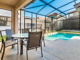 Luxury On A Budget - Paradise Palms Resort - Amazing Relaxing 5 Beds 5 Baths Townhome - 4 Miles To Disney photos Exterior