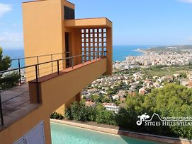 Villa Dumas With Amaziing Sea Views, A/C And Private Pool photos Exterior