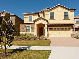 Luxury On A Budget - Champions Gate Resort - Welcome To Spacious 8 Beds 5 Baths Pool Villa - 7 Miles To Disney photos Exterior
