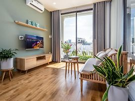 The Em Apartment In Danang City Center photos Exterior