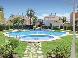 Nice Home In Oliva W/ Wifi, Outdoor Swimming Pool And 2 Bedrooms photos Exterior