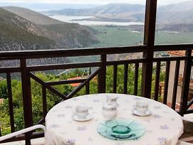 Apollon Stone Villa In Delphi With Stunning View! photos Exterior