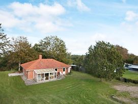 6 Person Holiday Home In Glesborg photos Exterior