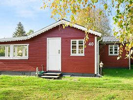 4 Person Holiday Home In Glesborg photos Exterior