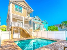 Palmetto Blessings - Short Walk To Beach, 5 Bedroom, 5.5 Bathroom, Sleeps 16 photos Exterior