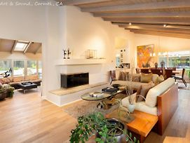Secluded Carmel Five Bedroom Home! photos Exterior