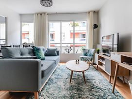 Hostnfly Apartments - Beautiful Bright And Modern Apt With Balcony photos Exterior