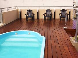 Gorgeous Studio With Rooftop Pool Gym And Laundry Corrientes Ave photos Exterior