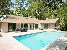 New Listing! All-Suite Sea Pines Stunner W/ Pool Home photos Exterior