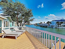 New Listing! Key Allegro Waterfront Home W/ Pool Home photos Exterior