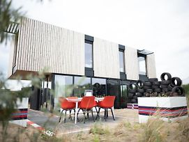 Modern, Trendy F1 Theme Lodge, Just 100 M. From The Sea photos Exterior