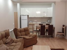 New And Comfortable Apartment In Vake-Saburtalo Region Of Tbilisi photos Exterior