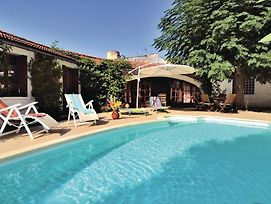 Awesome Home In Lapalud W/ Outdoor Swimming Pool, Wifi And Outdoor Swimming Pool photos Exterior