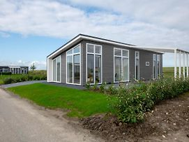 Modern, High-Quality Chalet With Wifi Near The Oosterschelde photos Exterior