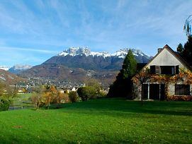 Duingt - Family House Chateau Dhara By Locationlacannecy photos Exterior