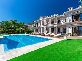 Top Quality Villa Sierra Blanca The Most Disirable Area On The Golden Mile Marbella photos Exterior