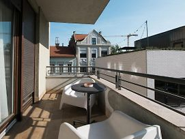 Kiraly Pop Studio With Terrace And Free Garage photos Exterior