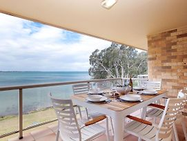 3 'Pelican Sands', 83 Soldiers Point Rd - Stunning Waterfront Unit With Magical Water Views & Air Conditioning photos Exterior